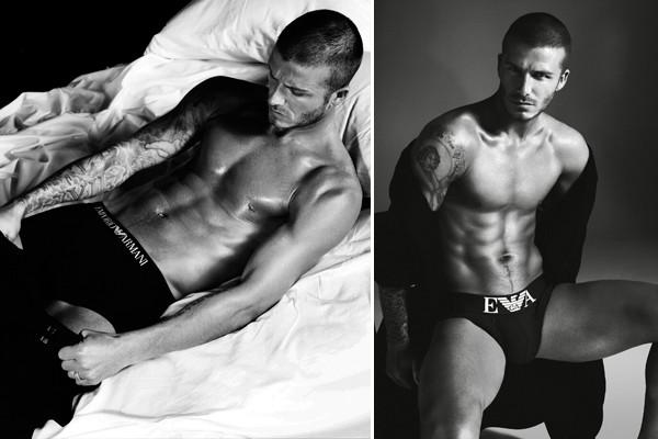 Beckham và sự biến hóa hình ảnh trong các dự án quảng cáo 3