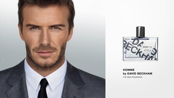 Beckham và sự biến hóa hình ảnh trong các dự án quảng cáo 5