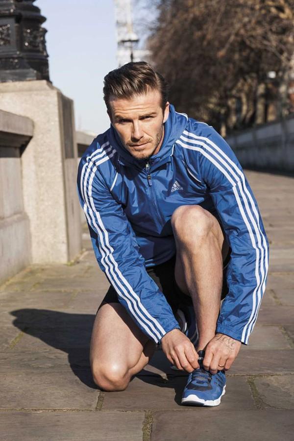 Beckham và sự biến hóa hình ảnh trong các dự án quảng cáo 6