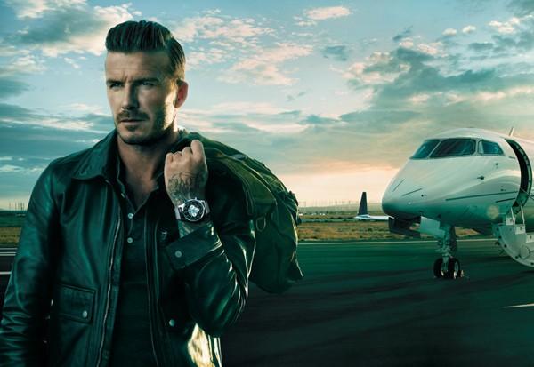 Beckham và sự biến hóa hình ảnh trong các dự án quảng cáo 7