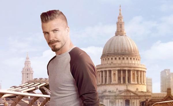 Beckham và sự biến hóa hình ảnh trong các dự án quảng cáo 8