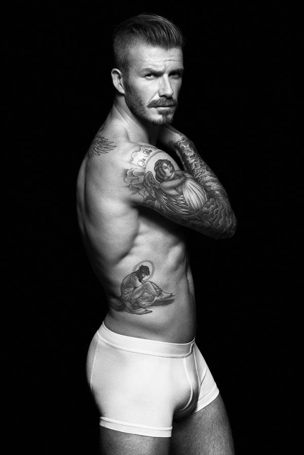 Beckham và sự biến hóa hình ảnh trong các dự án quảng cáo 9