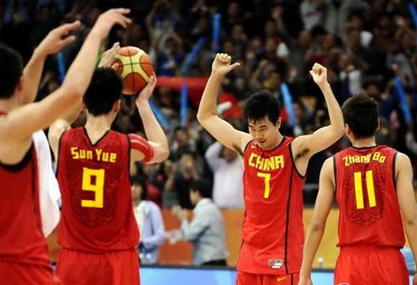 Dàn hoạt náo viên nóng bỏng của tuyển bóng rổ Trung Quốc 18