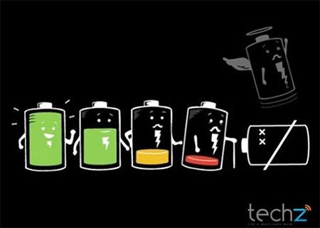 Bí quyết sử dụng pin smartphone không chai