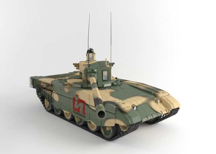 Theo đại diện Bộ Quốc phòng Nga cho biết, Armata mới với quy chuẩn về đặc tính kỹ - chiến thuật, hệ thống nạp đạn, cơ cấu khoang lái và thiết bị hỗ trợ điều khiển bắn mới. Cơ cấu nạp đạn tự động của Armata sẽ gồm 32 cơ số đạn tùy chọn cho các nhiệm vụ chiến đấu khác nhau và có khả năng vừa di chuyển vừa bắn.