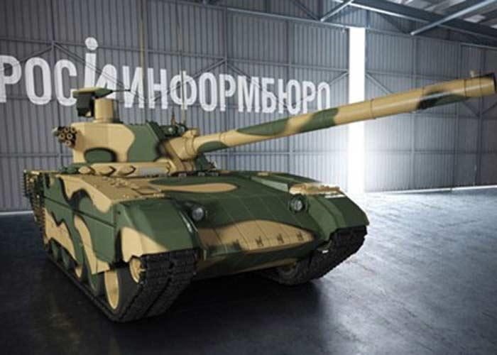 Toàn bộ thông tin kỹ - chiến thuật của Armata hiện vẫn được giữ bí mật. Theo các thông tin mới nhất, Armata sẽ được trang bị module chiến đấu tự động hóa hoàn toàn cho phép sử dụng tháp pháo khác với xe tăng truyền thống.