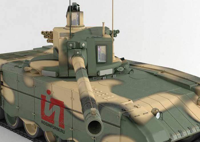 Hiện xe tăng và pháo tự hành lắp súng máy có kính ngắm thông thường bên ngoài xe. Để bắn chúng, phải chui ra khỏi xe qua cửa lật, mà như vậy có nghĩa là có thể bị thương vong vì hoả lực của đối phương. Các hệ thống robot hoá cho phép duy trì hoả lực từ xa, không phải chui ra khỏi khoang bọc thép của xe. Ngoài ra, có thể lựa chọn mục tiêu cho súng máy tự động hoá, sau đó máy bám tự động sẽ bám theo mục tiêu đó cho đến khi tiêu diệt được nó là nguyên tắc hoạt động của hệ thống robot súng máy được triển khai trên tăng Armata.