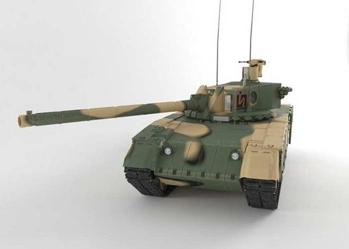 Đại diện quân đội Nga cũng tự tin với hệ thống súng máy tự động được triển khai trên Armata khi đánh giá hệ thống này ngang tầm với hàng Mỹ được triển khai trên tăng M1A2SEP đồng thời vượt xa những thiết kế tương tự của Tây Âu. Đó là những nhận định từ phía Nga, câu trả lời có lẽ sẽ sớm xuất hiện vào cuối năm nay khi Armata chính thức lộ diện.