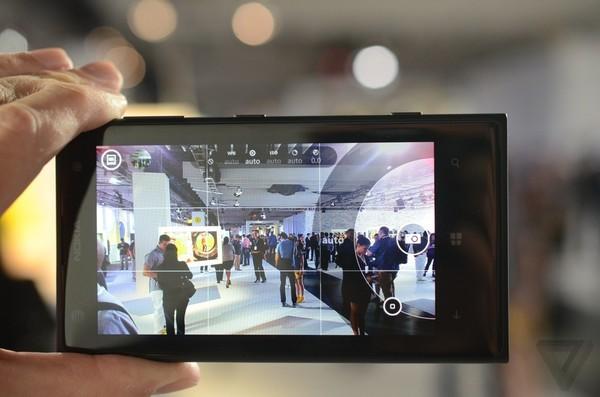 Cận cảnh Lumia 1020 - Smartphone chụp hình