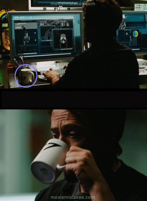 """Những """" hạt sạn"""" ngớ ngẩn trong sêri phim Iron Man I, II, III"""