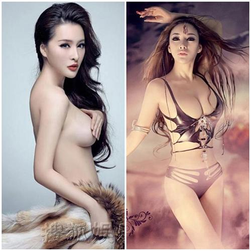 6 thiên thần nội y nóng bỏng nhất Trung Quốc