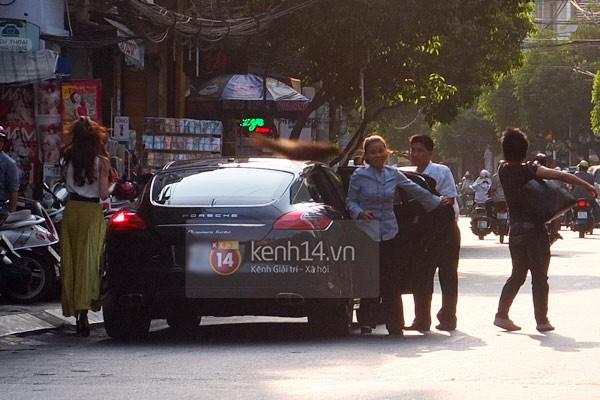 Bộ sưu tập xe cũ - xe mới của sao Việt (P1) 7