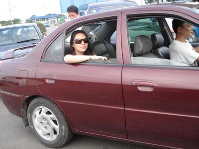 Bộ sưu tập xe cũ - xe mới của sao Việt (P1) 11