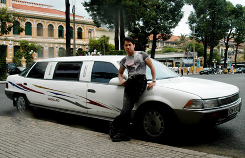 Bộ sưu tập xe cũ - xe mới của sao Việt (P1) 14