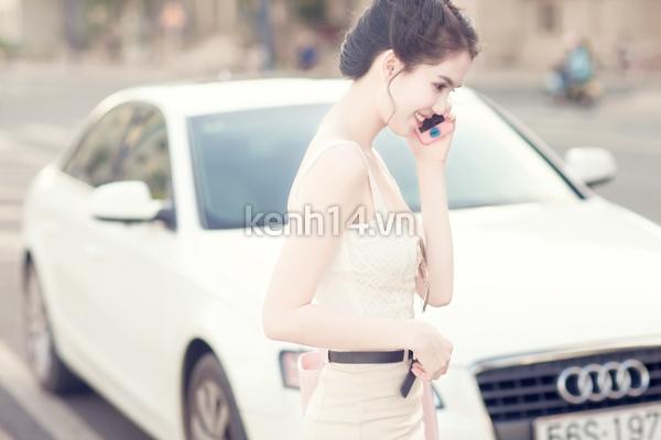Bộ sưu tập xe cũ - xe mới của sao Việt (P1) 18