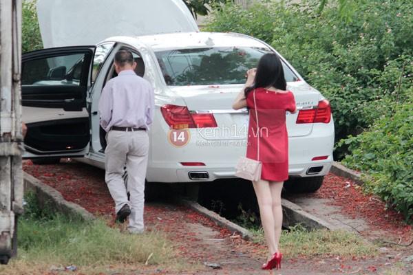 Bộ sưu tập xe cũ - xe mới của sao Việt (P1) 21