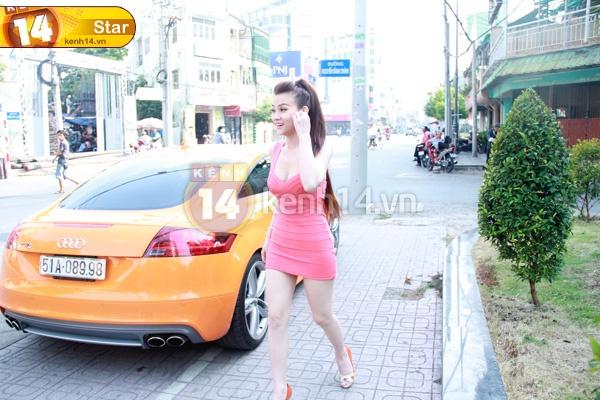Bộ sưu tập xe cũ - xe mới của sao Việt (P1) 25