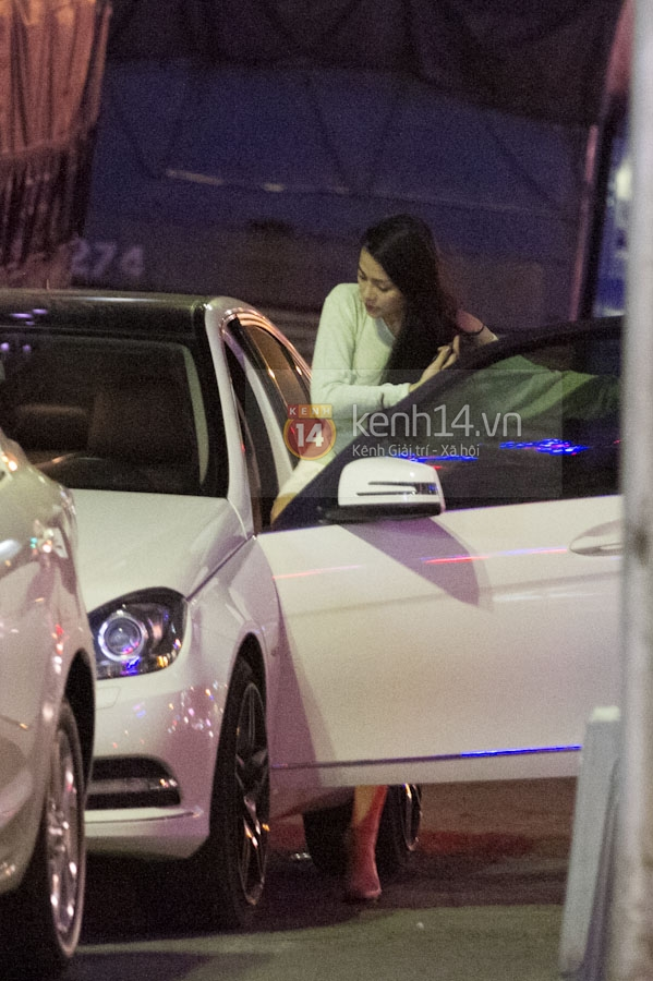 Bộ sưu tập xe cũ - xe mới của sao Việt (P1) 26