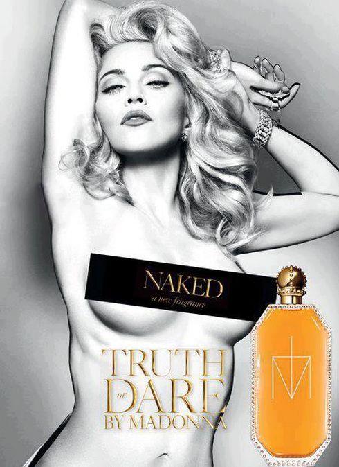 Mỹ nhân thế giới nude táo bạo trong ảnh quảng cáo 9