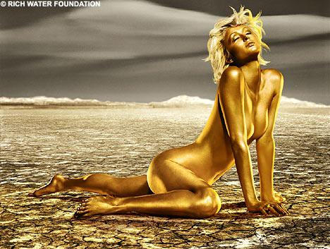 Mỹ nhân thế giới nude táo bạo trong ảnh quảng cáo 13
