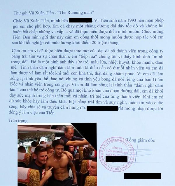"""""""Running man"""" Vũ Xuân Tiến phủ nhận thông tin tặng """"áo bạc tỷ"""" cho em họ 3"""