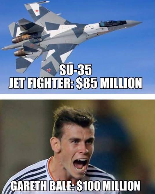 Đừng đùa với Gareth Bale