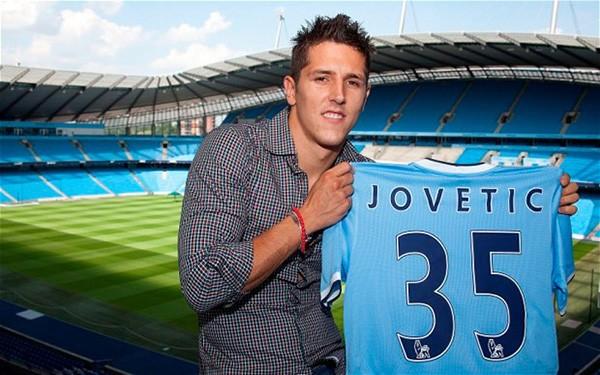 Jovetic có lẽ không phải cái tên cuối cùng cập bến Man xanh trong mùa hè này