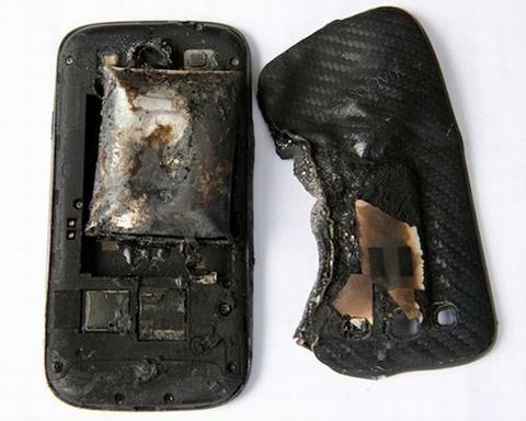 Thiếu nữ 18 tuổi bỏng nặng vì Galaxy S3