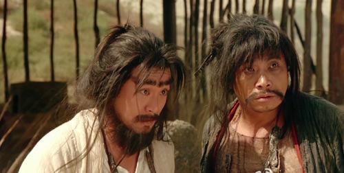 Châu Tinh Trì và Ngô Mạnh Đạt là một cặp đôi ăn ý, rất được yêu thích trên màn ảnh.
