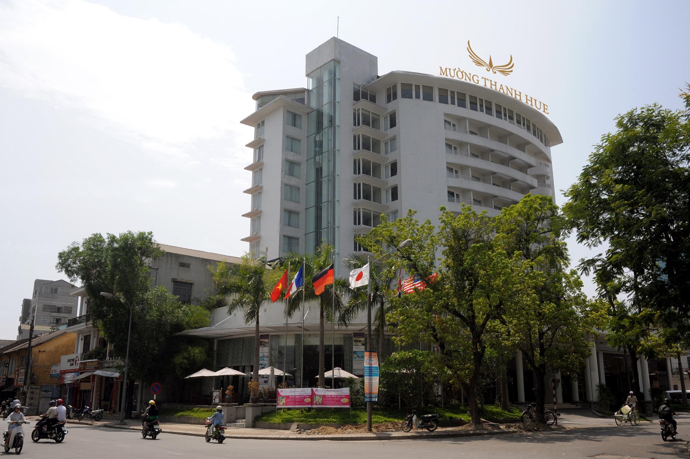 Đại gia Lê Thanh Thản mua lại khách sạn Mercure Hue Gerbera