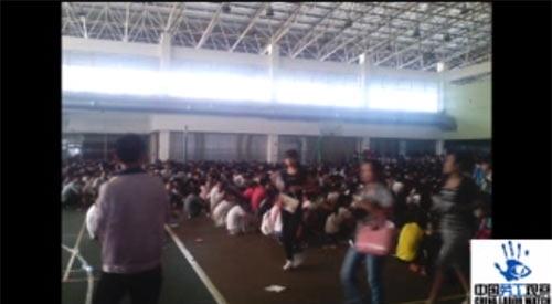 Trung Quốc, iPhone, thảm cảnh, nhà máy, lao động