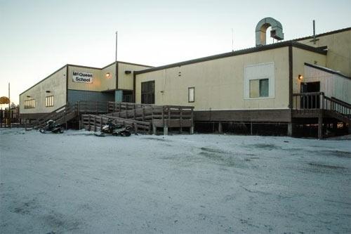 Mỹ, Alaska, Kivalina, Barrow, Bắc Cực