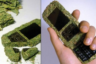 Những điện thoại có thiết kế kỳ lạ nhất