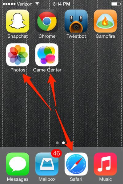 7 điểm người dùng chưa hài lòng ở iOS 7