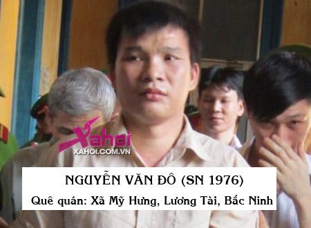 Chân dung kẻ chủ mưu Nguyễn Văn Đô