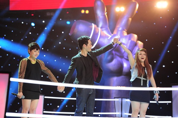 Giọng hát Việt 2013: Quốc Trung bất ngờ gây thất vọng cho thí sinh 2