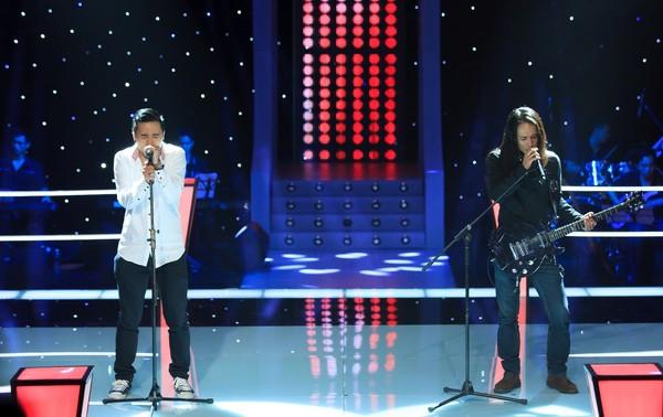 Giọng hát Việt 2013: Quốc Trung bất ngờ gây thất vọng cho thí sinh 7
