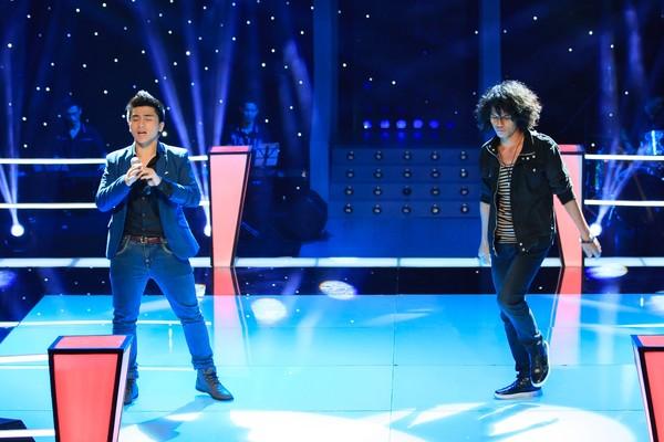 Giọng hát Việt 2013: Quốc Trung bất ngờ gây thất vọng cho thí sinh 8