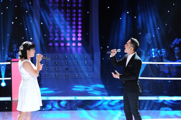 Giọng hát Việt 2013: Quốc Trung bất ngờ gây thất vọng cho thí sinh 10