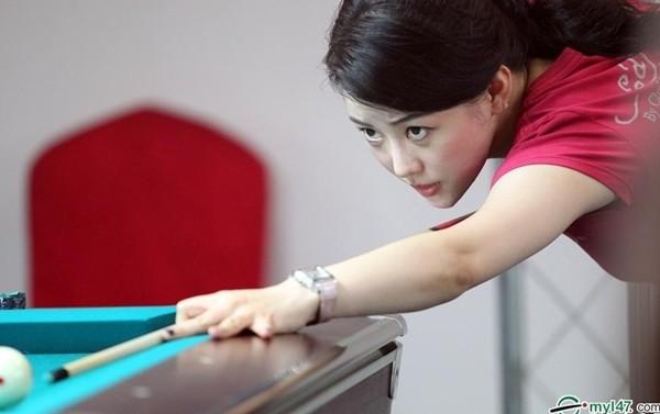 Nữ hoàng 9 bóng rạng ngời tại giải vô địch billiards thế giới 3