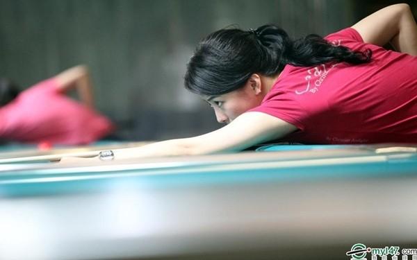 Nữ hoàng 9 bóng rạng ngời tại giải vô địch billiards thế giới 4