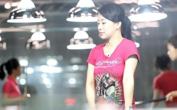 Nữ hoàng 9 bóng rạng ngời tại giải vô địch billiards thế giới 5