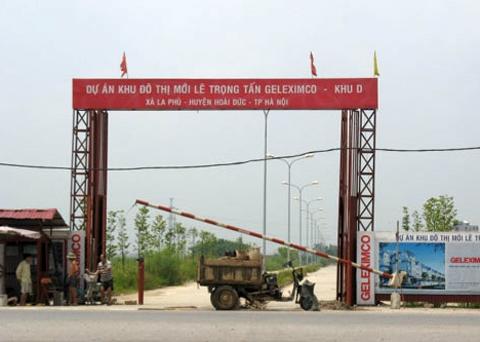 Nghia dia BDS Dai lo Thang Long Biet thu ma tren vung dat chet Le Trong Tan