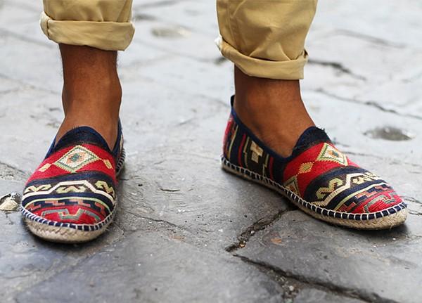 Đổi giày theo... thời tiết 4