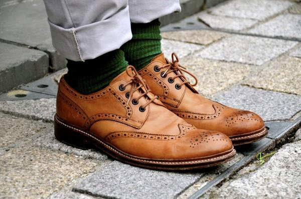 Đổi giày theo... thời tiết 14
