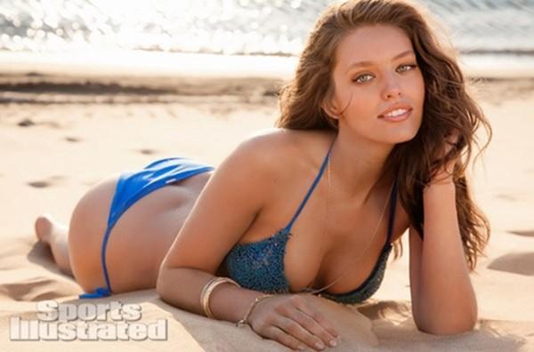 Điểm danh những người mẫu thể thao nóng bỏng nhất 2013 8
