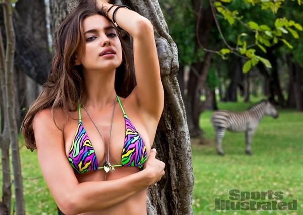 Điểm danh những người mẫu thể thao nóng bỏng nhất 2013 20