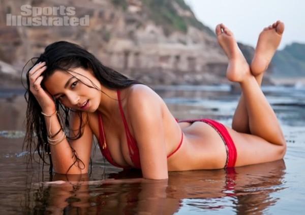 Điểm danh những người mẫu thể thao nóng bỏng nhất 2013 21
