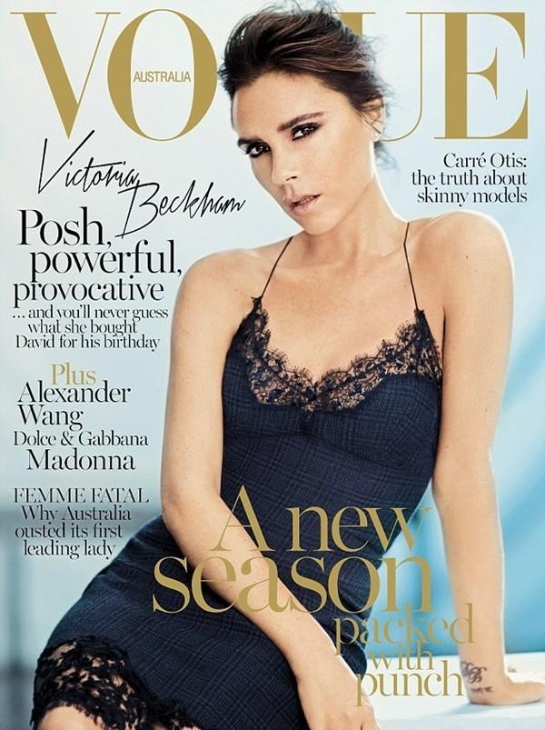 Victoria Beckham khoe vẻ nuột nà như thiếu nữ 6