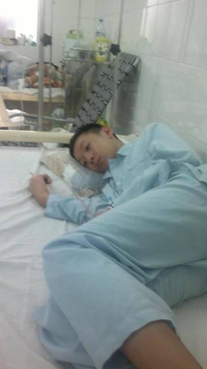 Trò cưng The Voice Kids của Thanh Bùi nhập viện 4